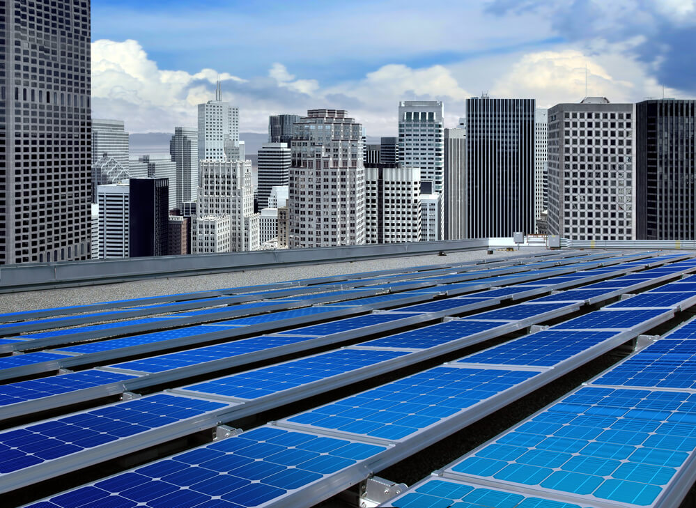 Solar Energy for Commercial Buildings in California